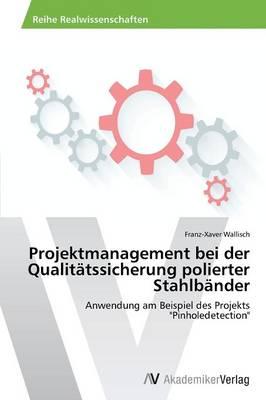 Projektmanagement Bei Der Qualitatssicherung Polierter Stahlbander (Paperback)