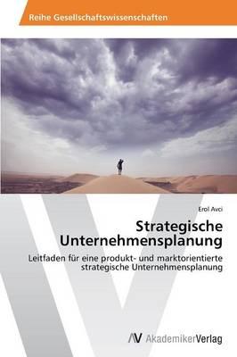 Strategische Unternehmensplanung (Paperback)