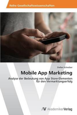 Mobile App Marketing (Paperback)