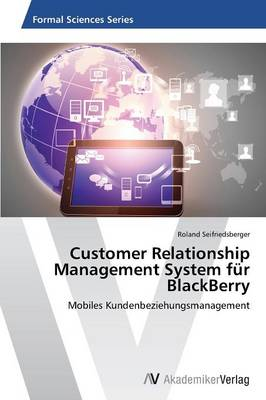 Customer Relationship Management System Fur Blackberry (Paperback)