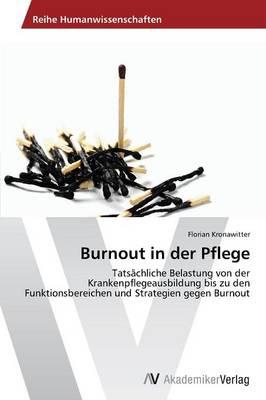 Burnout in Der Pflege (Paperback)