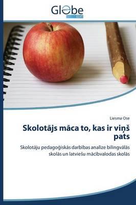 Skolot Js M CA To, Kas IR VI Pats (Paperback)