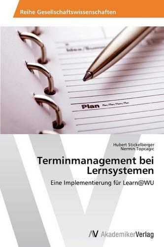 Terminmanagement Bei Lernsystemen (Paperback)