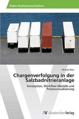 Chargenverfolgung in Der Salzbadnitrieranlage (Paperback)