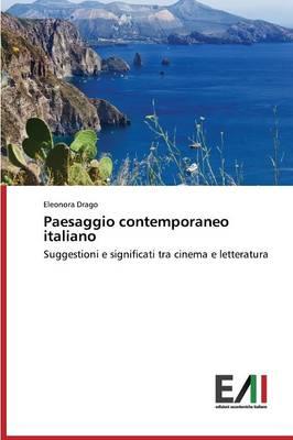 Paesaggio Contemporaneo Italiano (Paperback)