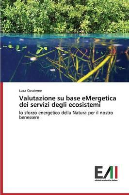 Valutazione Su Base Emergetica Dei Servizi Degli Ecosistemi (Paperback)