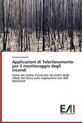 Applicazioni Di Telerilevamento Per Il Monitoraggio Degli Incendi (Paperback)