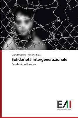 Solidarieta Intergenerazionale (Paperback)