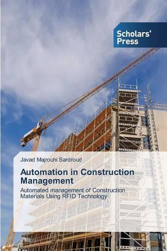 Automation in Construction Management (Paperback)