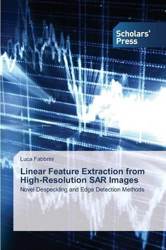 Linear Feature Extraction from High-Resolution Sar Images (Paperback)