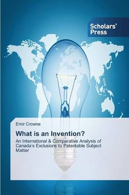 What Is an Invention? (Paperback)