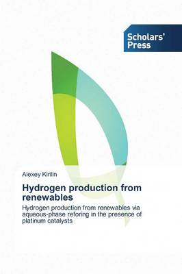 Hydrogen Production from Renewables (Paperback)