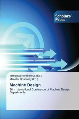 Machine Design (Paperback)