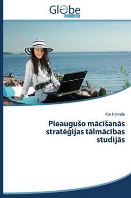 Pieaugu O M C an S Strat Ijas T LM C Bas Studij S (Paperback)