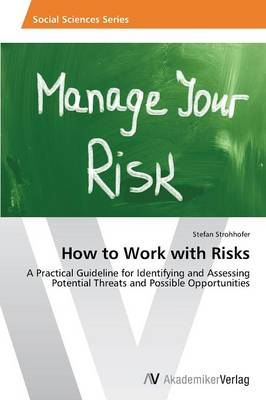 How to Work with Risks (Paperback)