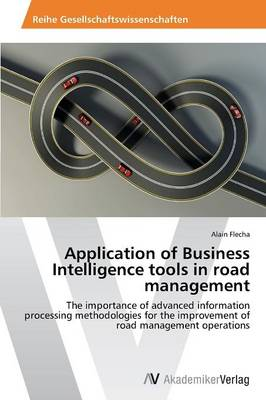 Application of Business Intelligence Tools in Road Management (Paperback)
