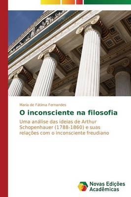 O Inconsciente Na Filosofia (Paperback)