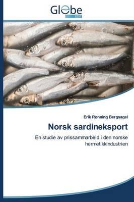 Norsk Sardineksport (Paperback)