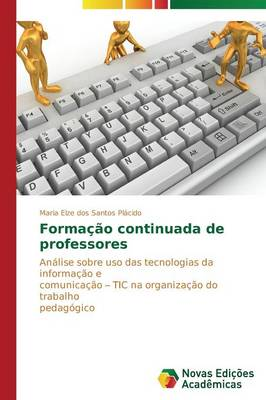 Formacao Continuada de Professores (Paperback)