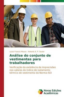 Analise Do Conjunto de Vestimentas Para Trabalhadores (Paperback)
