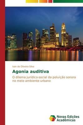 Agonia Auditiva (Paperback)