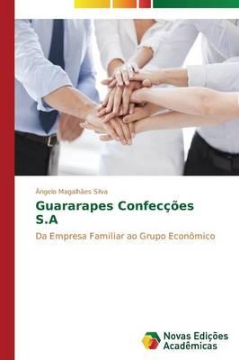 Guararapes Confeccoes S.a (Paperback)