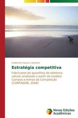 Estrategia Competitiva (Paperback)