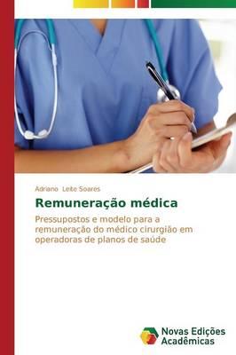 Remuneracao Medica (Paperback)