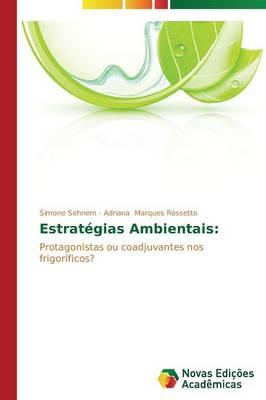 Estrategias Ambientais (Paperback)