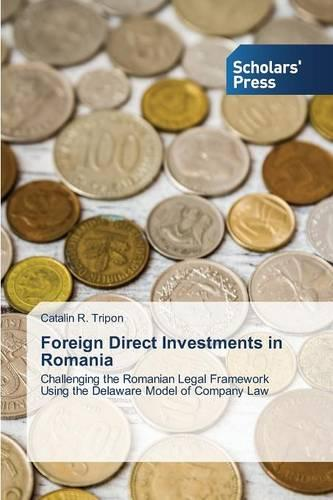 Foreign Direct Investments in Romania (Paperback)