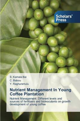 Nutrient Management in Young Coffee Plantation (Paperback)