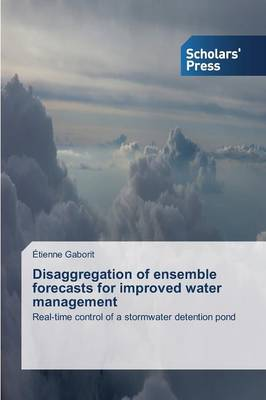 Disaggregation of Ensemble Forecasts for Improved Water Management (Paperback)