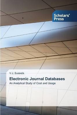 Electronic Journal Databases (Paperback)