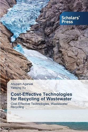 Cost-Effective Technologies for Recycling of Wastewater (Paperback)