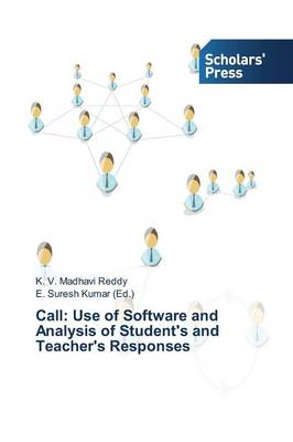 Call: Use of Software and Analysis of Student's and Teacher's Responses (Paperback)