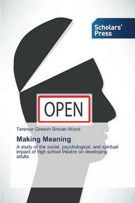 Making Meaning (Paperback)