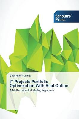 It Projects Portfolio Optimization with Real Option (Paperback)