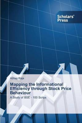 Mapping the Informational Efficiency Through Stock Price Behaviour (Paperback)