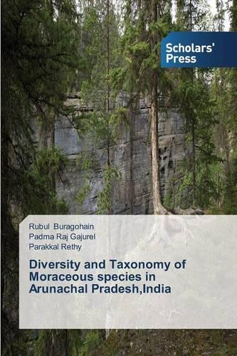 Diversity and Taxonomy of Moraceous Species in Arunachal Pradesh, India (Paperback)