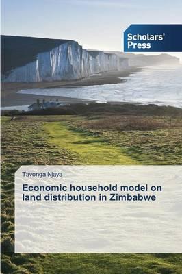 Economic Household Model on Land Distribution in Zimbabwe (Paperback)