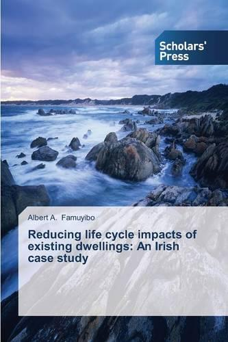 Reducing Life Cycle Impacts of Existing Dwellings: An Irish Case Study (Paperback)