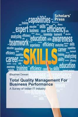 Total Quality Management for Business Performance (Paperback)