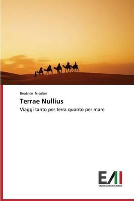 Terrae Nullius (Paperback)