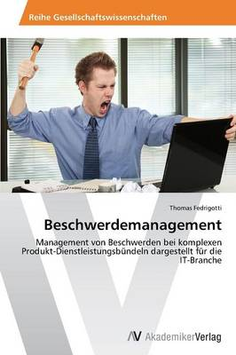 Beschwerdemanagement (Paperback)