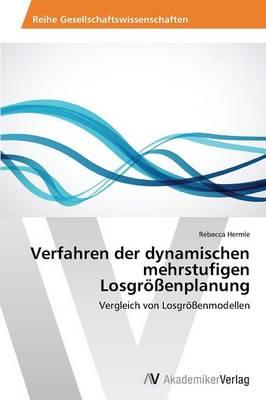 Verfahren Der Dynamischen Mehrstufigen L (Paperback)