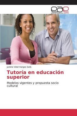 Tutoria En Educacion Superior (Paperback)