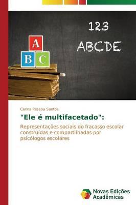 """""""Ele E Multifacetado"""" (Paperback)"""