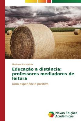 Educacao a Distancia: Professores Mediadores de Leitura (Paperback)