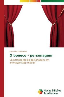 O Boneco - Personagem (Paperback)