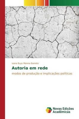 Autoria Em Rede (Paperback)